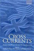 Cover of Cross Currents: Family Law and Policy in the United States and England