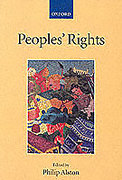 Cover of Peoples' Rights