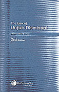 Cover of The Law of Unfair Dismissal