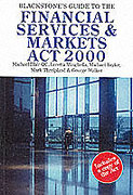 Cover of Blackstone's Guide to the Financial Services & Markets Act 2000