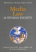 Cover of Media Law and Human Rights