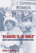 Cover of Belonging to the World: Law of Human Rights Series