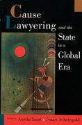 Cover of Cause Lawyering and the State in a Global Era