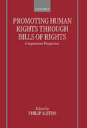Cover of Promoting Human Rights Through Bills of Rights