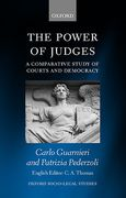 Cover of The Power of Judges: A Comparative Study of Courts and Democracy