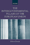 Cover of The Intergovernmental Pillars of the European Union