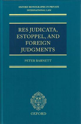 Res Sub Judice and Res Judicata