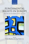 Cover of Fundamental Rights in Europe