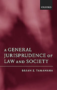 Cover of A General Jurisprudence of Law and Society