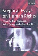 Cover of Sceptical Essays on Human Rights