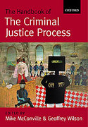 Cover of The Handbook of the Criminal Justice Process