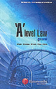 Cover of 'A' Level Law