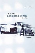 Cover of The Law of Landlord and Tenant