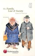 Cover of The Family, Law and Society: Cases and Materials