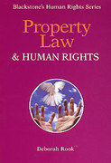 Cover of Property Law and Human Rights