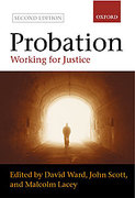 Cover of Probation: Working for Justice