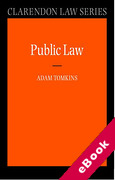 Cover of Public Law (eBook)