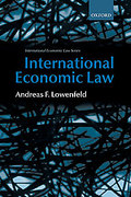 Cover of International Economic Law