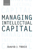 Cover of Managing Intellectual Capital