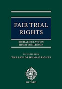 Cover of Fair Trial Rights