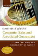 Cover of Blackstone's Guide to Consumer Sales and Associated Guarantees