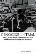 Cover of Genocide on Trial