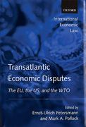 Cover of Transatlantic Economic Disputes