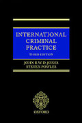 Cover of International Criminal Practice