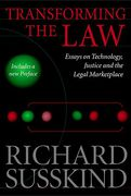 Cover of Transforming the Law