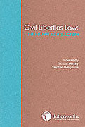 Cover of Civil Liberties Law