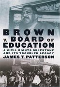 Cover of Brown v. Board of Education: A Civil Rights Milestone and Its Troubled Legacy