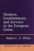 Cover of Workers, Establishment, and Services in the European Union