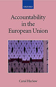 Cover of Accountability in the European Union