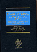 Cover of Transnational Commercial Law: International Instruments and Commentary