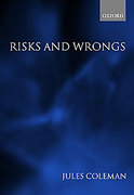 Cover of Risks and Wrongs