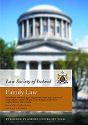 Cover of Law Society of Ireland: Family Law
