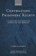 Cover of Contrasting Prisoners' Rights