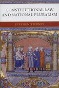 Cover of Constitutional Law and National Pluralism