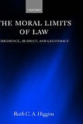 Cover of The Moral Limits of Law