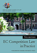 Cover of Blackstone's Bar Manual: EC Competition Law in Practice