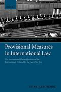 Cover of Provisional Measures in International Law:  The ICJ and the International Tribunal for the Law of the Sea
