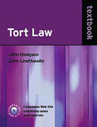 Cover of Tort Law Textbook