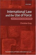 Cover of International Law and the Use of Force