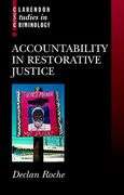 Cover of Accountability in Restorative Justice