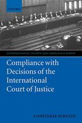 Cover of Compliance with Decisions of the International Court of Justice