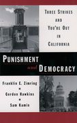 Cover of Punishment and Democracy