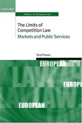 Cover of The Limits of Competition Law: Markets and Public Services