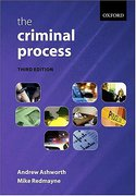 Cover of The Criminal Process