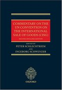 Cover of Commentary on the UN Convention on the International Sale of Goods (CISG)