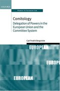 Cover of Comitology: Delegation of Powers in the European Union and the Committee System